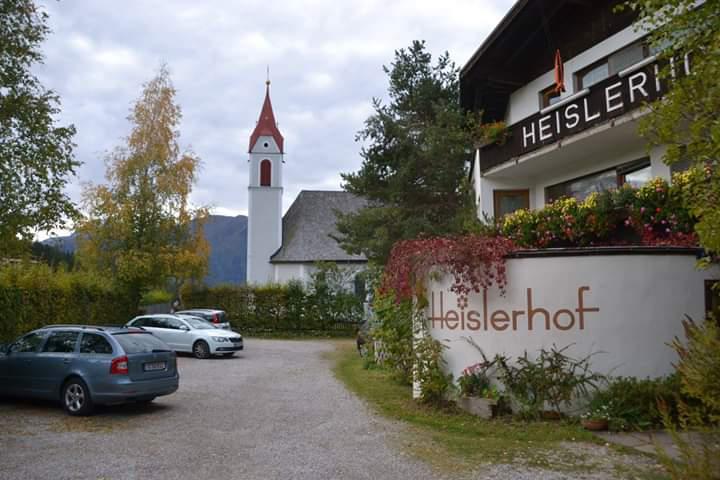 Heislerhof Ende des 20. Jahrhunderts